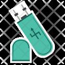 Datatraveler Drive Memory Icon
