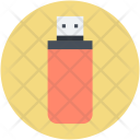 Pendrive Flash Memory Icon