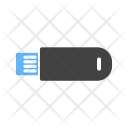Pendrive Usb Cable Icon