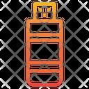 Storage Pen Drive Drive Icon
