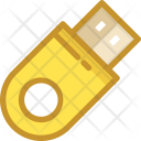 Pendrive Storage Device Icon