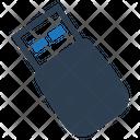 File Storage Data Storage Pendrive Icon