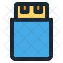 Drive Connection Flash Icon