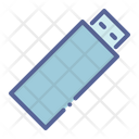 Usb Data Storage Icon