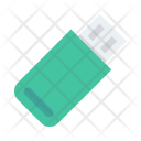 Pendrive Data File Icon