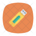 Usb Data Stick Icon