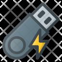 Pendrive Storage Drive Icon