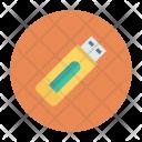 Pendrive Usb Data Icon