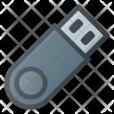 Pendrive Storage Disc Icon