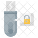 Pendrive Security Icon