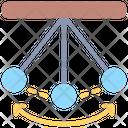 Pendulum Harmonic Physics Icon