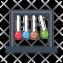 Pendulum Science Lab Icon