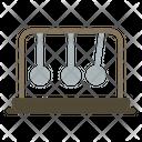 Pendulum Physics Perpetual Icon