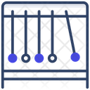 Pendulum Oscillator Science Tool Icon