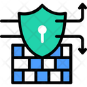 Penetration Testingv Penetration Testing Firewall Security Icon