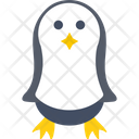 Penguin Winter Penguin Aquatic Bird Icon