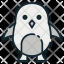Penguin Bird Aquatic Bird Icon