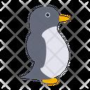 Penguin Sea Animal Icon