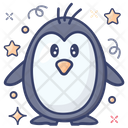 Flightless Bird Aquatic Bird Penguin Icon
