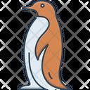 Penguin Adelie Spheniscidae Icon