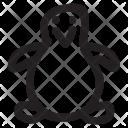 Penguin Animal Zoo Icon