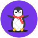 Penguin Flightless Bird Spheniscidae Icon