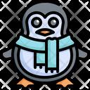 Penguin Animal Winter Icon
