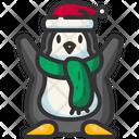 Penguin Wild Life Animal Kingdom Icon