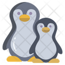 Penguin Mammals Animal Icon