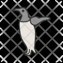 Penguin Animal Wildlife Icon