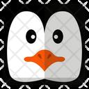 Penguin Head Icon