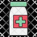 Penicillin Dose Medical Icon