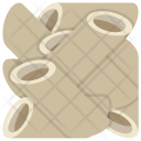 Penne Pasta Macaroni Icon