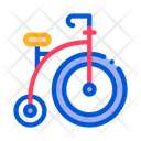Penny Farthing Bicycle Icon