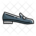 Penny Loafer Shoes Icon