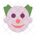 Pennywise Clown Halloween Icon