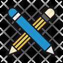 Pens Design Planning Icon