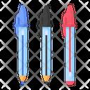 Pens Pen School Material Icon