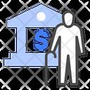 Pension Fund Icon