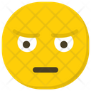 Pensive Emoji Emoticon Sad Face Icon