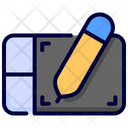 Pentab Tablet Technology Icon