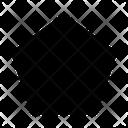 Pentagon Icon