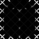Pentagonal barrel Icon