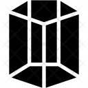 Pentagonal tumbler Icon