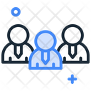 People Business People Busness Team Icon