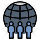 People Human Population Icon