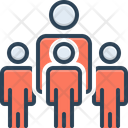 People Community Crowd Icon