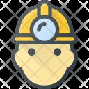 People Avatar Miner Icon