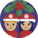 Christmas Person People Icon
