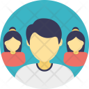 People Group Social Icon